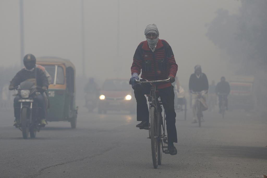 Air pollution and smog is showing new pattern