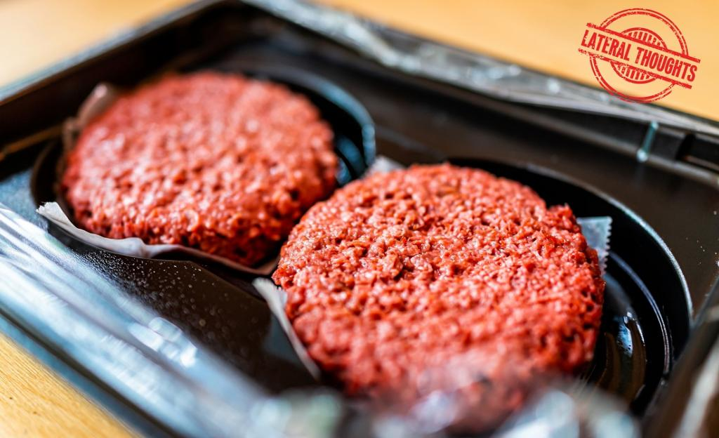 The other side of climate friendly foods. Photo: Fake Meat