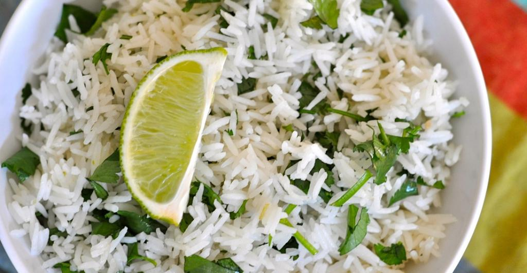 A bowl of cooked Basmati rice. Photo: Wikimedia Commons