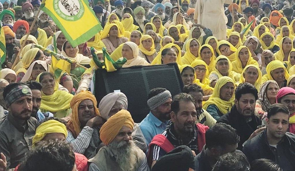 किसानों ने सरकार का प्रस्ताव ठुकराया।