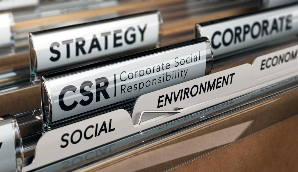 Corporate social responsibility amid COVID-19. Photo: iStock