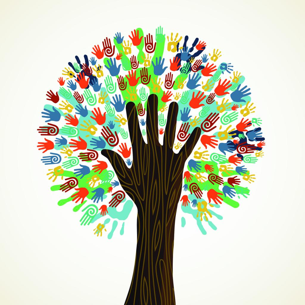 Corporate social responsibility structure. Photo: iStock