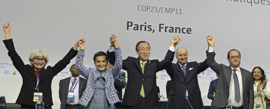 Paris Agreement: Five years on, it's time to fix carbon trading. Photo: Wikimedia Commons
