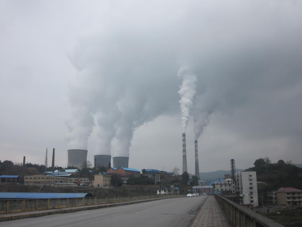 The first phase of China's Emission Trading Scheme (ETS) covering power plants, scheduled to be launched in 2020, is likely to expect its first transaction in early 2021. Photo:Wikimedia Commons