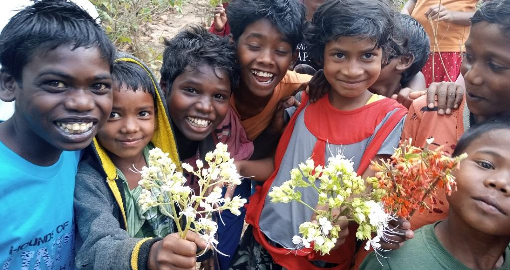 How Adivasis of one Jharkhand village are trying to preserve ethnomedicine. Photo: Author provided