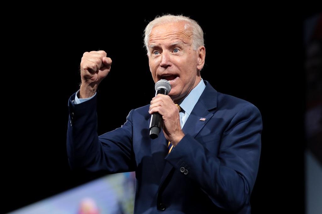 अमेरिका के नए राष्ट्रपति जो बाइडन। Photo: wikimedia commons