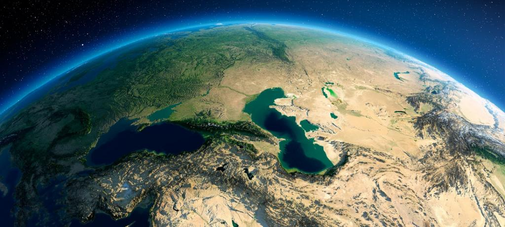 The Caspian Sea is set to fall by 9 metres or more this century – an ecocide is imminent