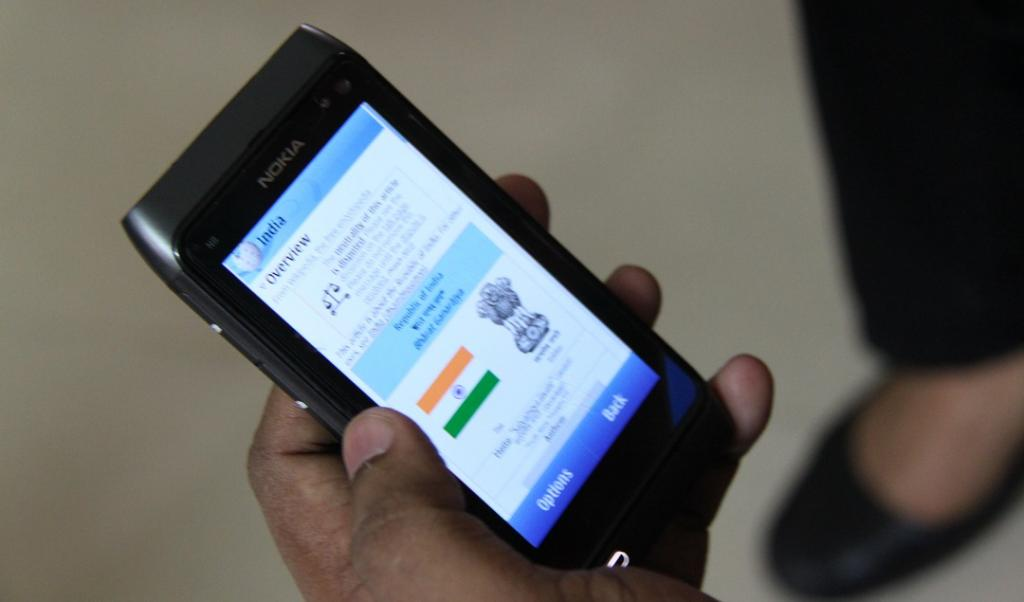 NFHS-5: How did Indian states fare in the internet usage question? Photo: Wikimedia Commons