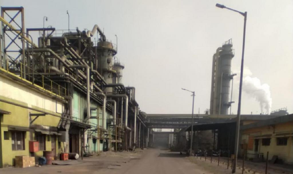Four killed in gas leak at Rourkela steel plant in Odisha. Photo: Amjad Badhshah