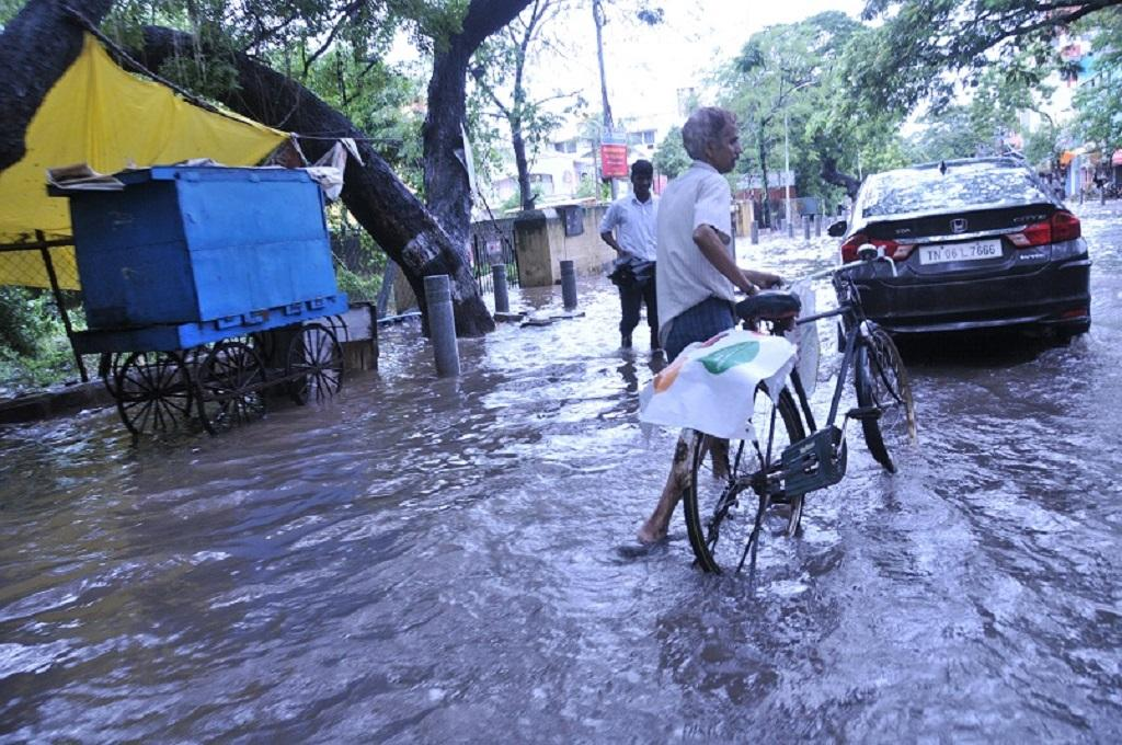 Tamil Nadu rain might be caused by sudden stratospheric warming