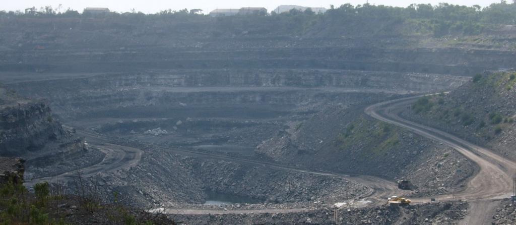 Last year China produced a record 3.84 billion tonnes of coal