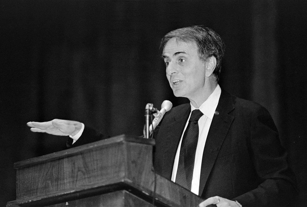 Carl Sagan was an animal rights visionary in every sense of the word