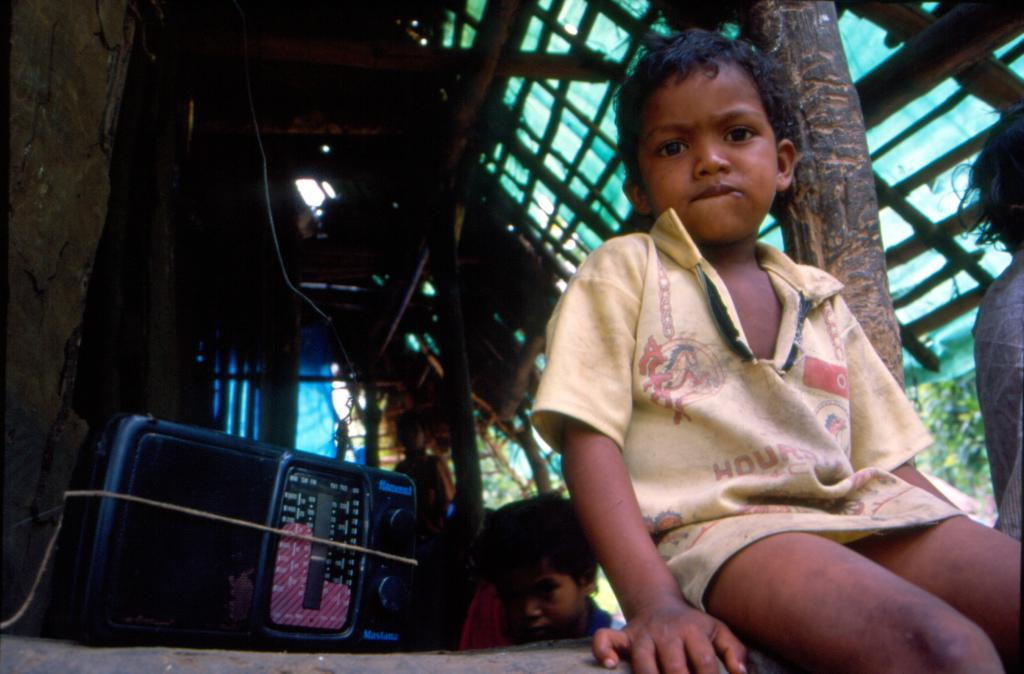 Child health and nutrition needs a boost in the upcoming Budget. Photo: Pradip Saha
