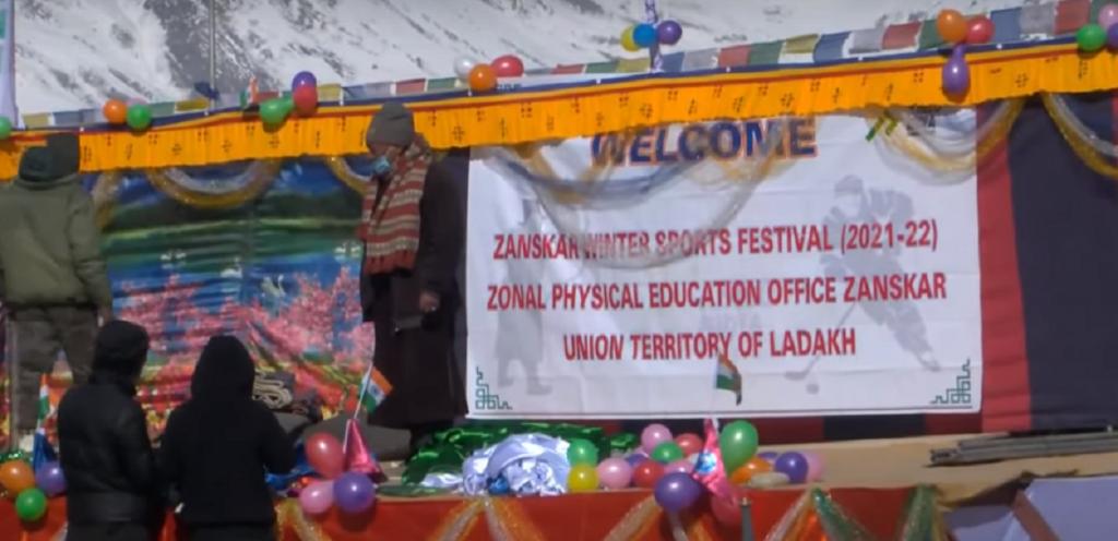 Can the Zanskar festival revive tourism in Ladakh amid Indo-China standoff? Photo: DD News