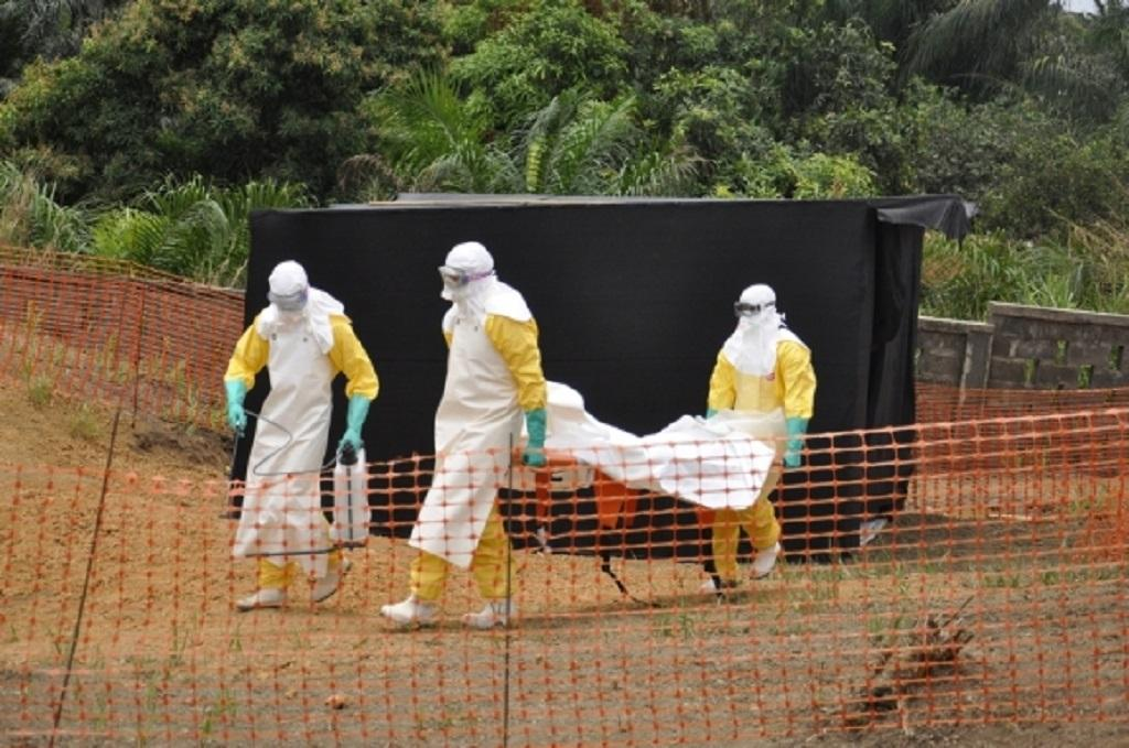 New Ebola case reported in Congo three months after last outbreak