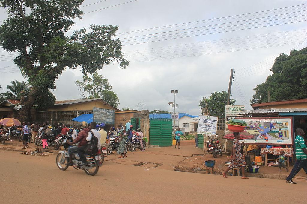 The epidemic first began in 2013 in Guinea and left more than 11,300 dead across the region. Photo: Wikimedia Commons