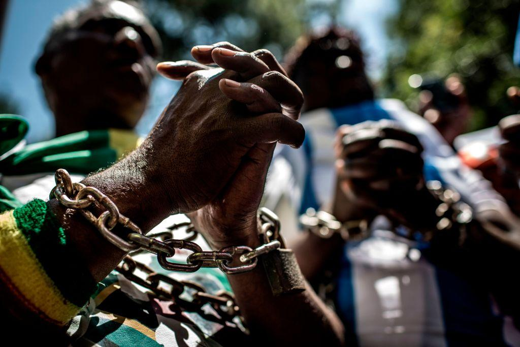 Mali fails to face up to slavery