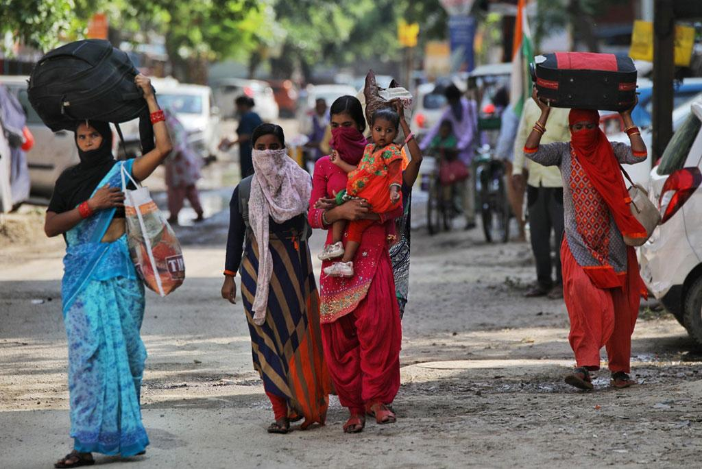 Indian women are facing the most difficulties during the Corona period