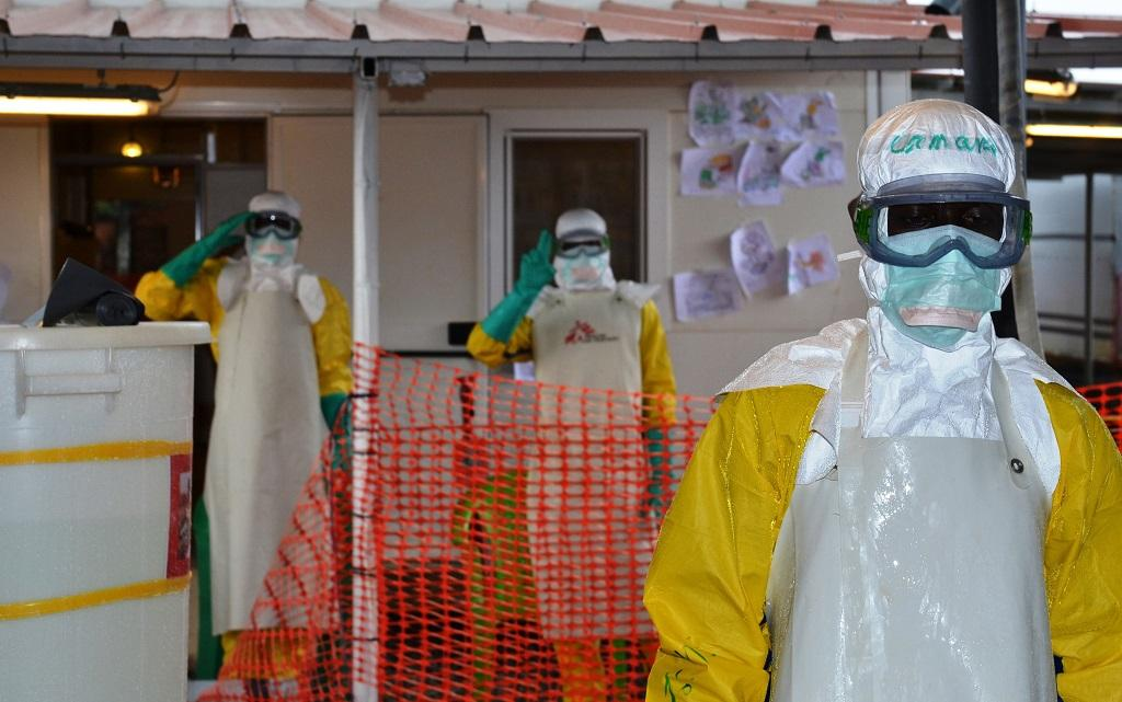 Why Ebola is back in Guinea and why the response must be different this time. Photo: CELLOU BINANI/AFP via Getty Images