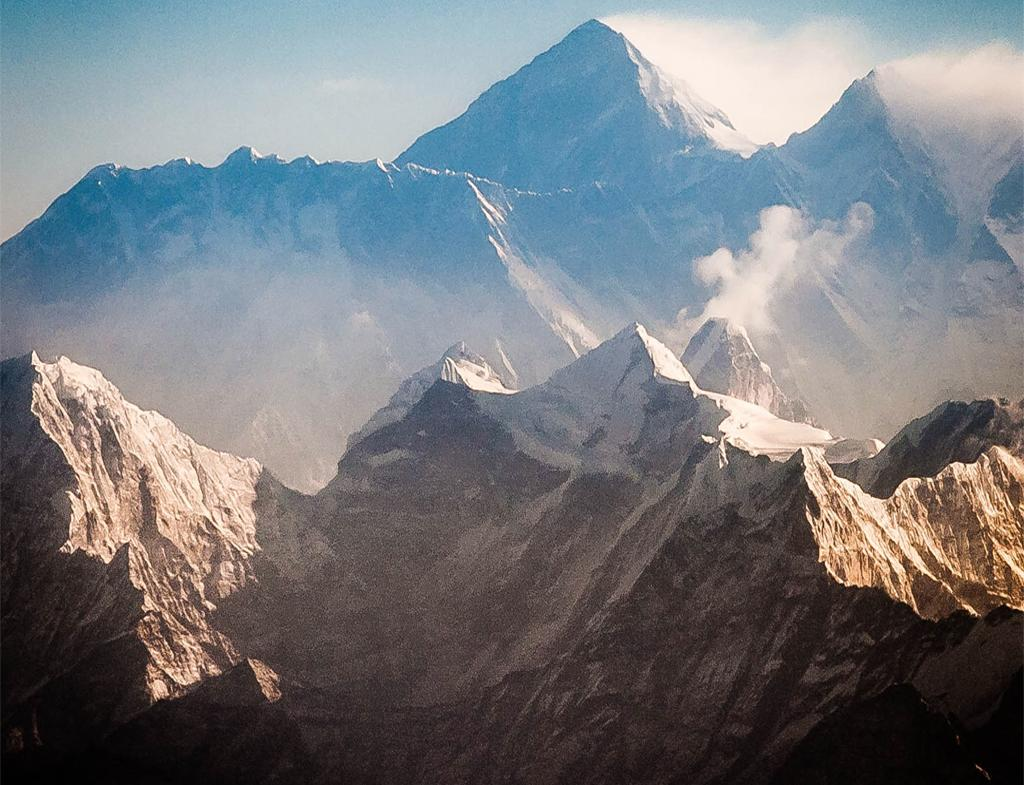 Tectonic plates and earthquakes have an important role in the construction of huge mountains of the Himalayas: study