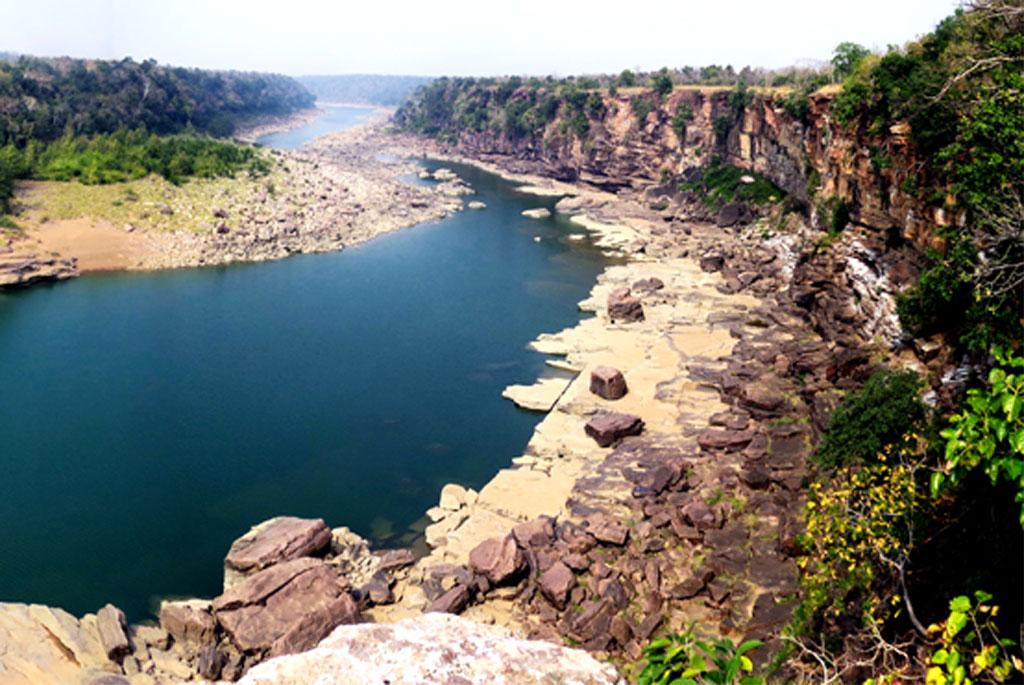 Godavari-Cauvery link project halted due to lack of funds
