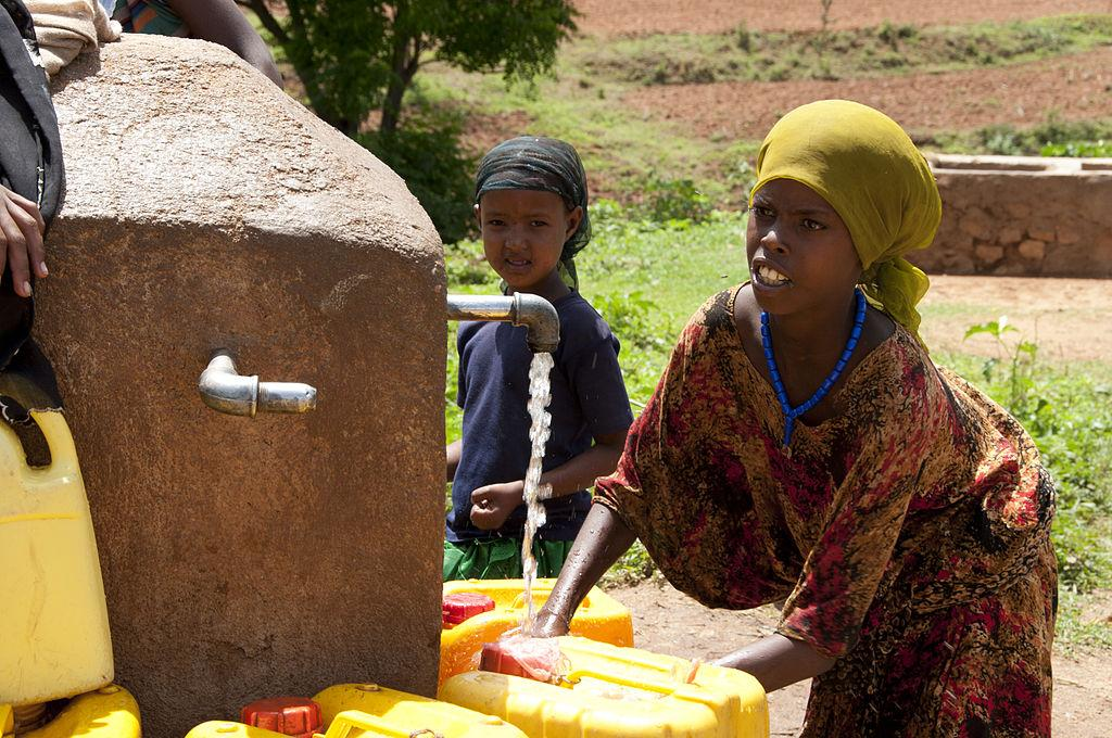 Valuing water a challenge in Africa, says UN report. Photo: Wikipedia