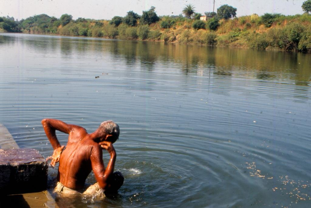 बेतवा नदी का फाइल फोटो : अमित शंकर