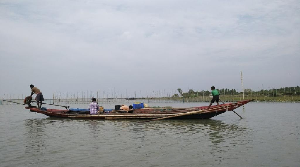 Chilika indeed a part of the Bay of Bengal once: Study