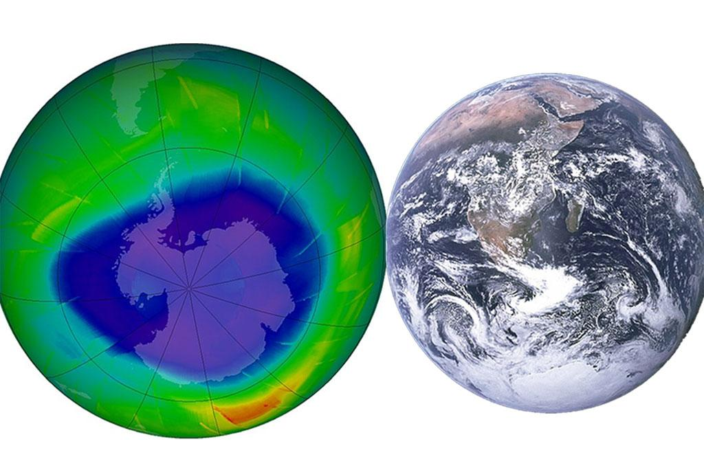 Let's know about ozone, how it protects you from deadly UV rays.