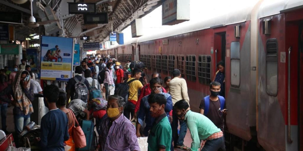 Odisha migrant workers return from Gujarat, Maharashtra amid fears of another lockdown
