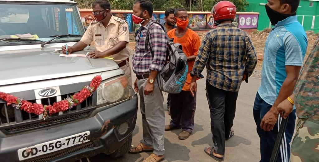 After CM's warning, Odisha police goes after COVID-19 rules violators, collects fines