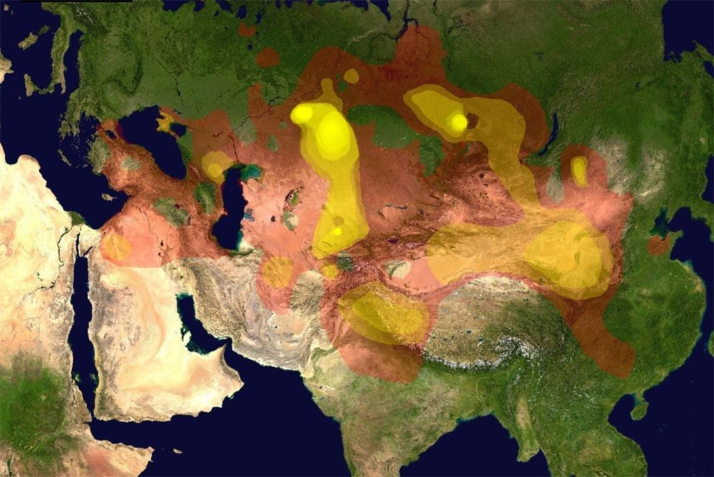 People are responsible for drought in Central Asia since 1950s: research
