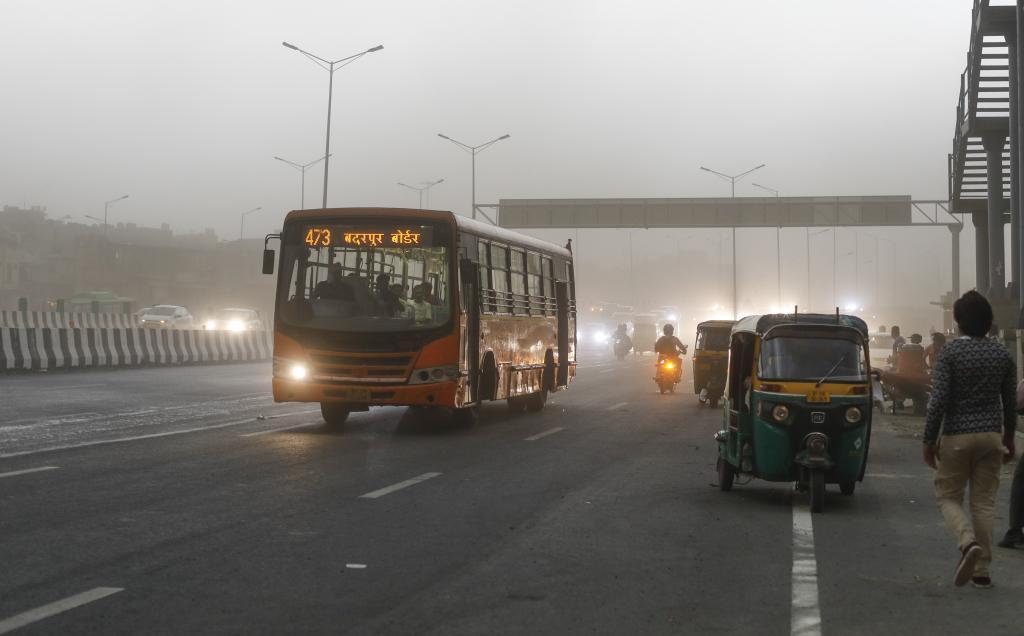 Air pollution in India has caused losses of up to Rs 7 lakh crore annually