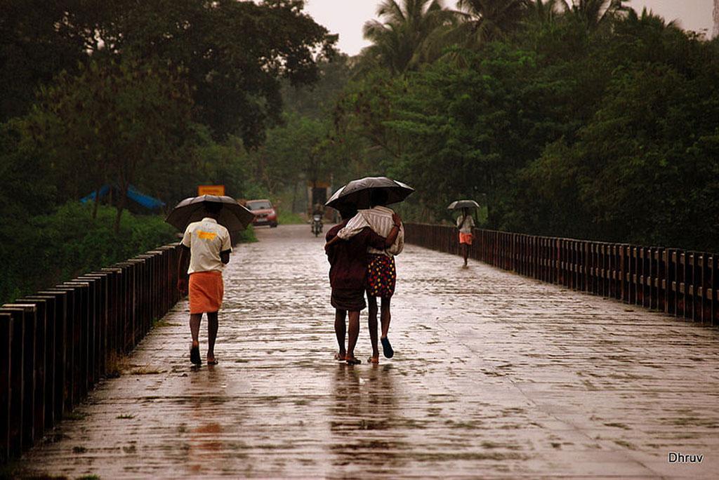 मौसम अपडेट: आज दक्षिण भारत के किन हिस्सों में होगी भारी बारिश और कहां पड़ेंगी तेज हवाओं के साथ बौछारें