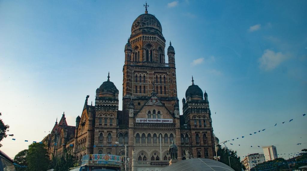The BMC buidling in Mumbai. Photo: Bikashrd via Wikimedia