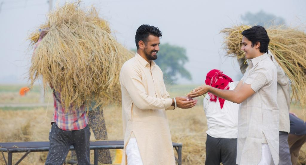 Earlier, commission agents used to be paid money who then distributed it among farmers in Punjab after subtracting their own brokerage. Now, farmers will be directly paid. Photo: istock