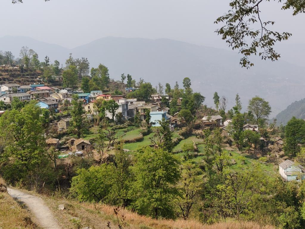 Ground report: Uttarakhand's remote villages see massive surge in Covid-19 cases. But who will treat them? Photo: Trilochan Bhatt