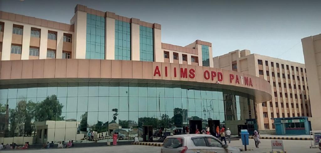 The All India Institute of Medical Sciences, Patna. Photo: Sanjuvarmasingh via Wikipedia