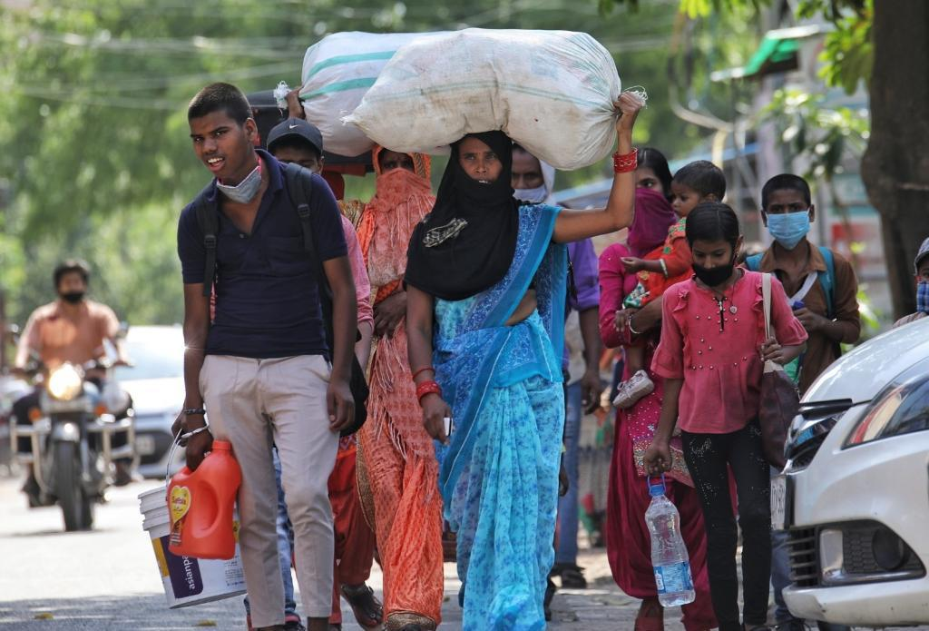 Choosing alternatives from existing laws could have led to better Covid-19 management in India. Photo: Vikas Choudhary/CSE