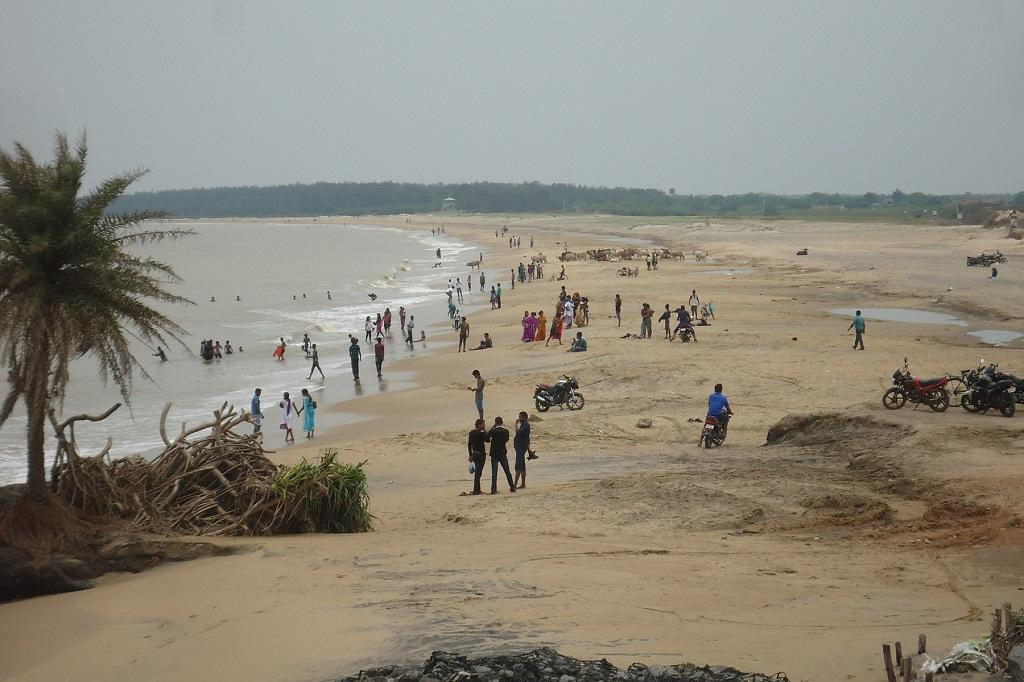 Odisha braces for Cyclone Yaas likely to strike on May 26. Photo: Ashis Senapati