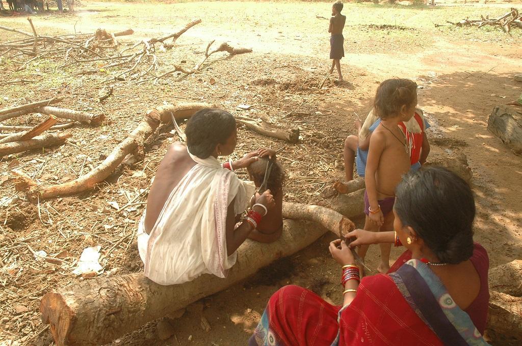 ओडिशा की डोंगरिया कोंध आदिवासी महिलाएं। फोटो: सीएसई/अग्निमीर बासु