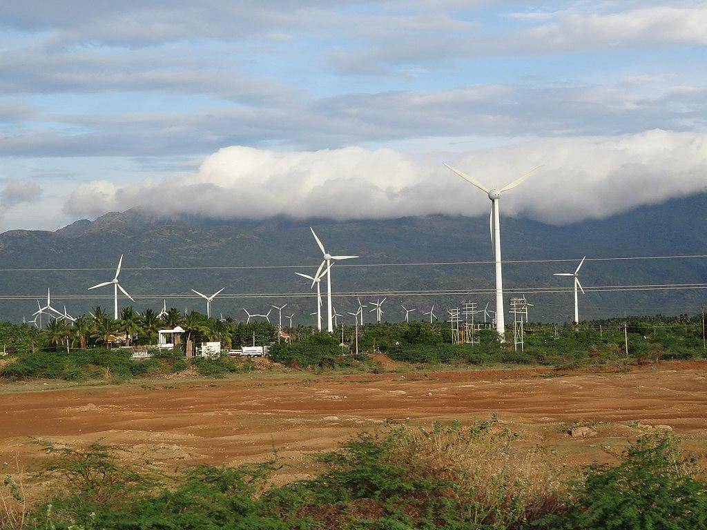 Is the development of 'green intellectual property' paving the way to environmental sustainability in India? Photo: Wikimedia Commons