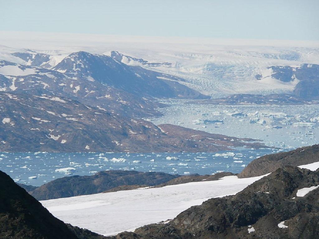 Curiously high levels of mercury found in rivers linked to Greenland Ice Sheet. Photo: Kitty Terwolbeck / Wikimedia Commons
