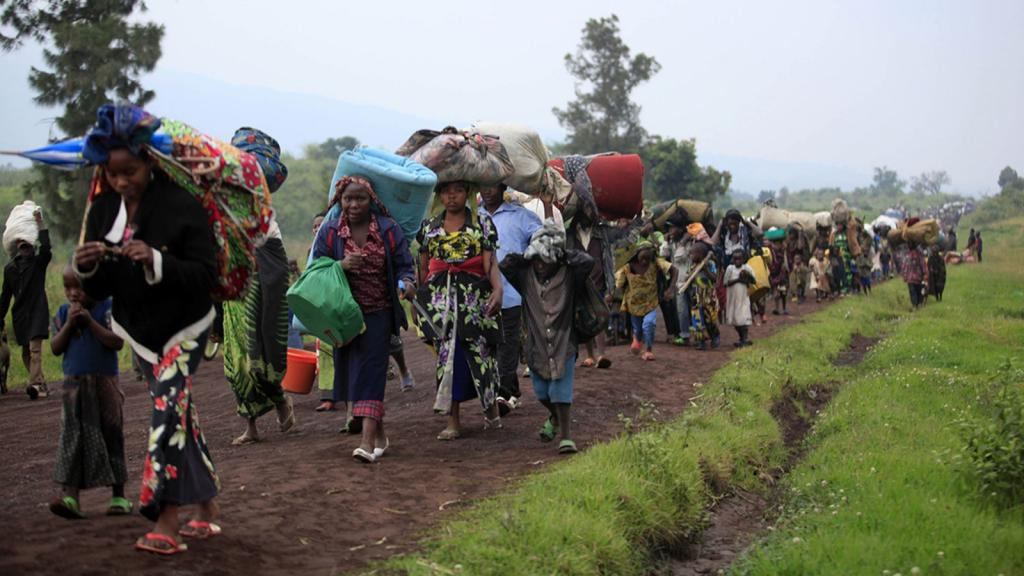 The Democratic Republic of Congo was on top of the most neglected displacement crises list. Photo: cfr.org
