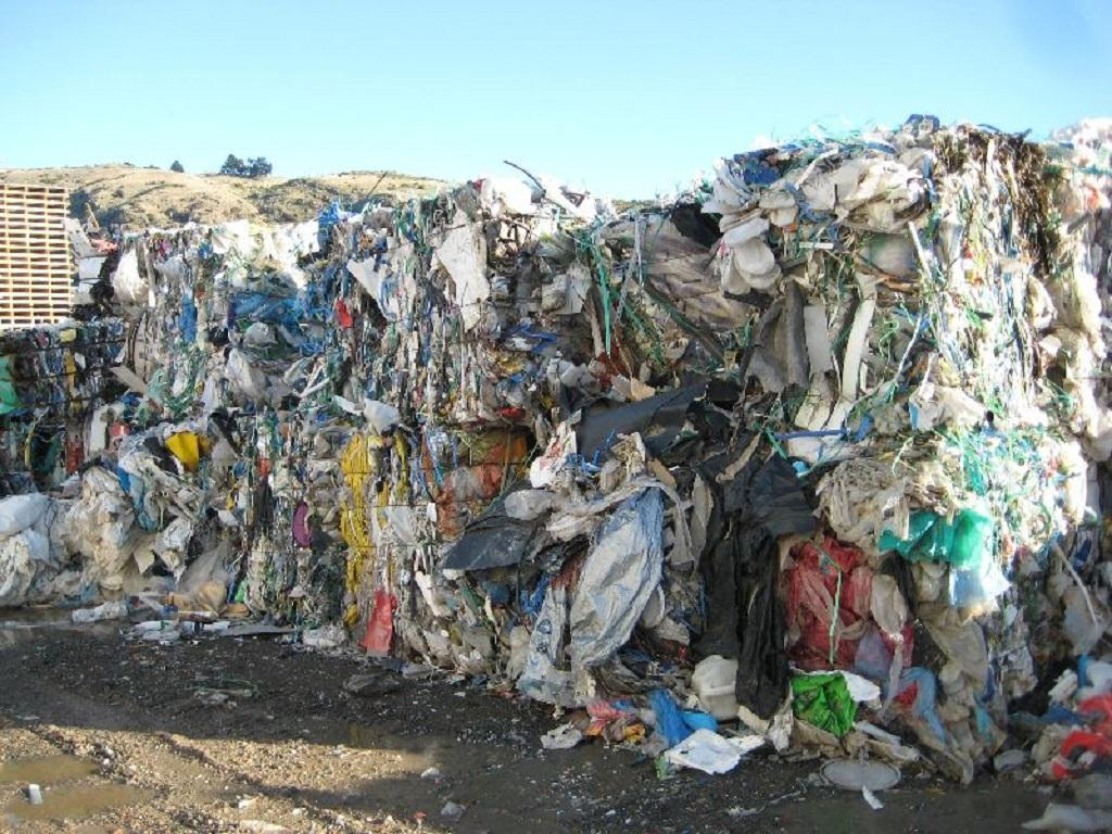 India's landfills add 113k tonnes of menstrual waste each year. Photo: Sustainable Initiatives Fund Trust / flickr