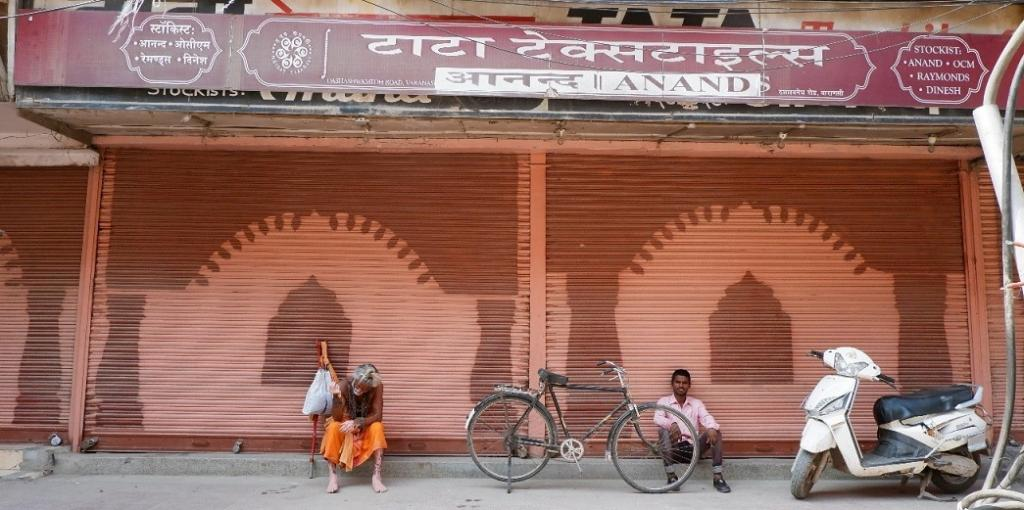 Even as restrictions were eased, some shops still remain closed (as of June 3, 2021). Photo: Dhruval Parekh.