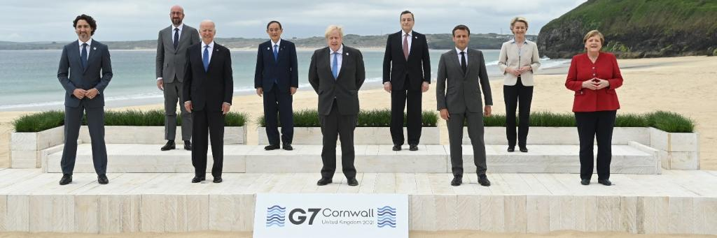 Climate change: What G7 leaders could have said but didn't. Photo: @G7 / Twitter