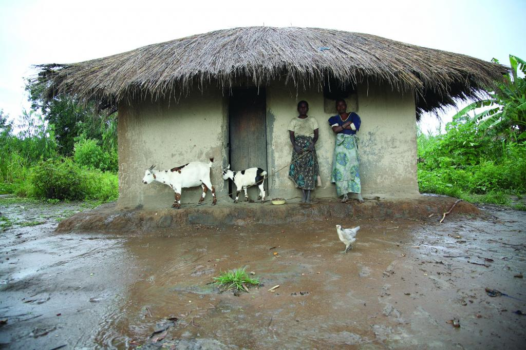 Study shows significant variation in rainfall, temperature trends in southern Ethiopia. Photo: WIkimedia Commons