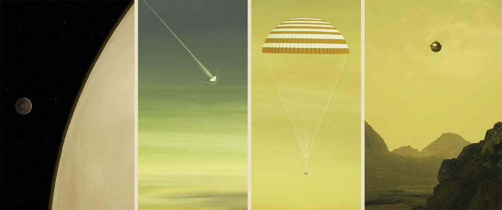 'Vapour on Venus will tell us if it's alive'