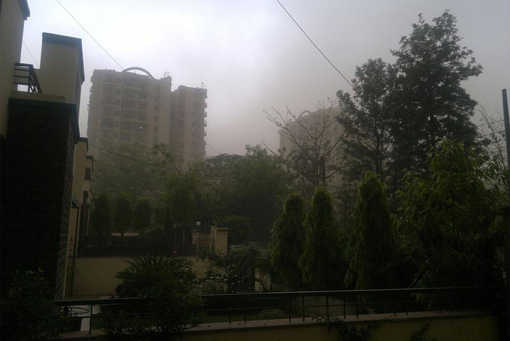 अगले दो दिनों तक मध्यम श्रेणी में रहेगी दिल्ली की वायु गुणवत्ता